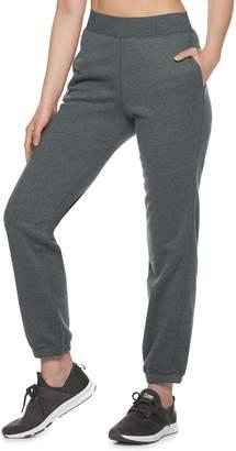 Tek Gear Women's Fleece Banded Bottom Pant