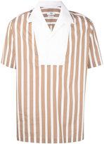 Cmmn Swdn Deven Popover shirt