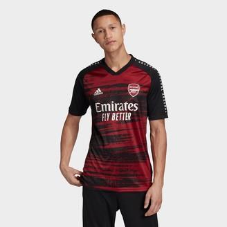 adidas Men's Aresenal Pre-Match Soccer Jersey