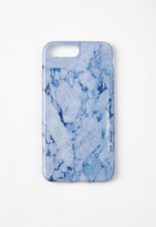Missguided Blue Marble iPhone 7+ Case