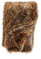 Nordstrom Fox Faux Fur Throw Blanket