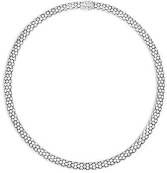 """John Hardy Sterling Silver Dot Small Chain Necklace, 18"""""""