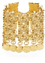 Oscar de la Renta Women's Swirl Bracelet