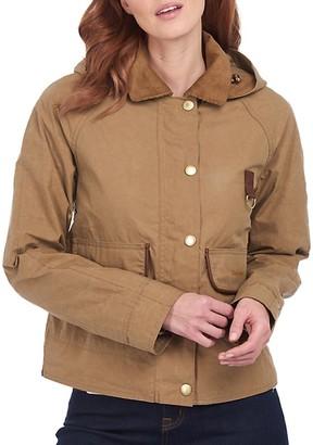 Barbour Re-en Spey Cotton Jacket