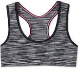 Maidenform Seamless Racerback Sports Bra, Little Girls (4-6X) and Big Girls (7-16)