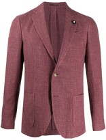 Lardini single breasted jacket