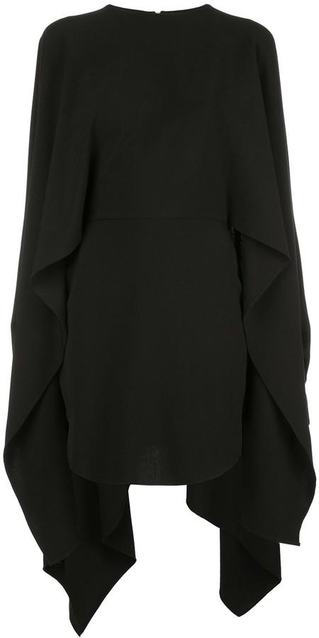 Paula Knorr High-Low Hem Dress