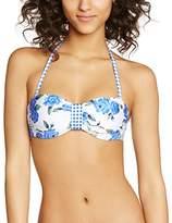 Bananamoon Banana Moon Women's Aimo Scarlett Bikini Top,