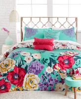 Victoria Classics Helena 5-Piece Cotton Full Duvet Cover Set