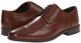Nunn Bush Nelson Wingtip Oxford Men's Dress Flat Shoes