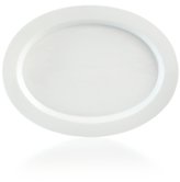 "The Cellar Whiteware 16"" x 12"" Oval Platter"