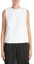 Comme des Garcons Women's Sleeveless Cotton Top