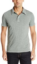 Mod-o-doc Men's Vintage Fit Short Sleeve Zuma Slub Jersey Polo Shirt