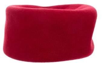 Saint Laurent Wool Felt Hat