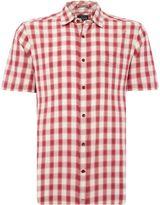 Howick Paulsen Check Short Sleeve Shirt