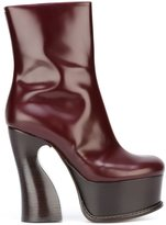 Maison Margiela 'Rebel' high heel ankle boots