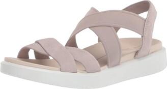 Ecco Women's Women's Flowt Elastic Sandal