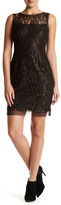 Julia Jordan Sleeveless Lace Dress