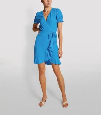 Diane von Furstenberg Emilia Wrap Mini Dress