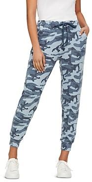 Michael Stars Jenny Camouflage Jogger Pants