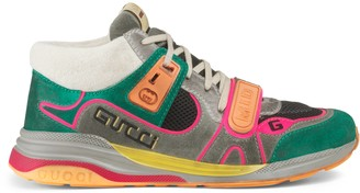 Gucci Men's Ultrapace mid-top sneaker
