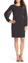 Donna Ricco Scuba Shift Dress