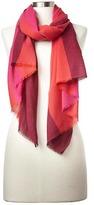 Gap Wide stripe scarf