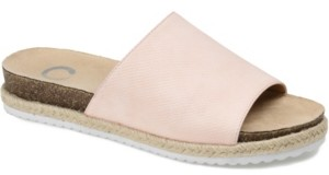 Journee Collection Women's Celine Slide Sandal Women's Shoes