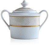 Bernardaud Sauvage White Sugar Bowl