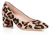 Kate Spade Dolores Too Leopard Print Calf Hair Pumps - 100% Exclusive