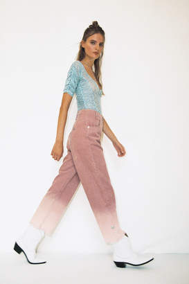 House Of Sunny The Fades Corduroy High-Waisted Pant