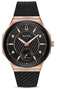Bulova Curv Watch, 40.5mm