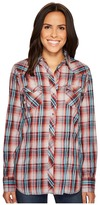 Roper 1237 Fall Plaid Women's Clothing