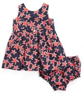 Armani Junior Infant Girl's Starfish Print Dress