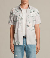 AllSaints Layback Short Sleeve Shirt