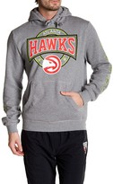 Mitchell & Ness NBA Hawks Hooded Pullover