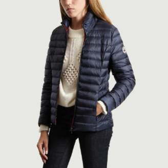 Over The Top Just just Navy Blue Polyamide Cha Down Jacket - Polyamide | navy blue | s - Navy blue