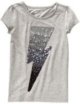 Crazy 8 Sparkle Lightning Tee