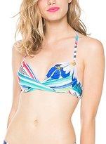 Desigual Women's Adonia Bikini Top, _, Medium