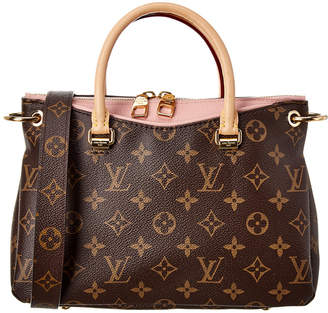 Louis Vuitton Pink Monogram Canvas Pallas Bb