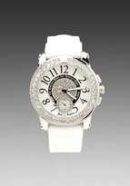 Juicy Couture Pedigree Swarovski Steel Watch