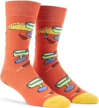 Volcom Men's True Sock