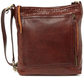 Carla Mancini Riley Top Zippered Crossbody Bag