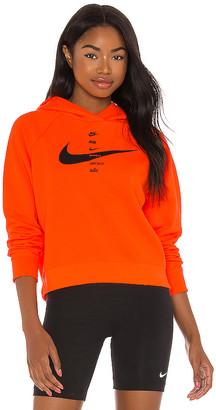 Nike NSW Swoosh Fleece Hoodie
