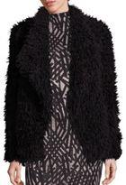 Tart Ari Glam Faux Fur Jacket
