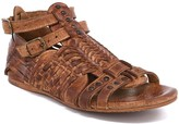 Bed Stu Leather Woven Huarache Sandals - Claire