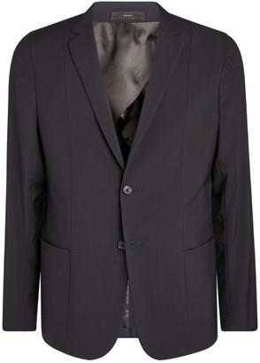 Paul Smith Wool-Blend Single-Breasted Blazer