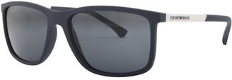 Giorgio Armani Emporio EA4058 Sunglasses Navy