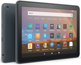 Amazon All-New Fire Hd 8 Plus Tablet, 8 Inch Hd Display, 64 Gb, Slate With Special Offers