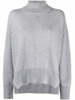 Thumbnail for your product : Barrie Iconic cashmere pullover